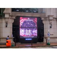 China 3535 SMD Advertising LED Signs Outdoor , Digital LED Display Advertising on sale