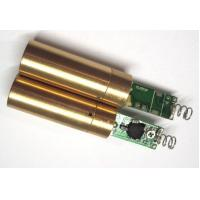 China 532nm 20mw Green Dot Laser Diode Module For Laser Pointer ,Laser Stage Light ,Electrical Tools And Leveling Instruments on sale