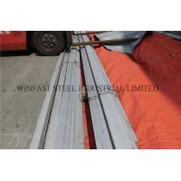 Quality 316L Unequal Stainless Steel Angle Bar Pickled ASTM A479 Hot Rolled for sale