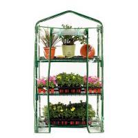 Quality 3 Tiers Greenhouse Garden Greenhouse Warm Greenhouse for sale