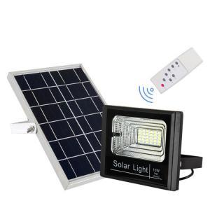 China 200W Solar Powered LED Flood Light , Solar Outdoor Flood Lights 2 Years Warranty on sale