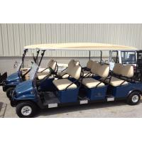 Quality CE approved electric golf cart with Six-seater/Popular Electric car motor kit/6 passenger electric golf cart(M6) for sale