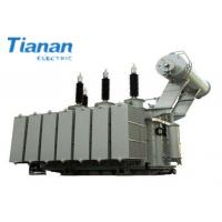 220kv Off LoadTap Changer Oil Type Transformer / High Power Transformer