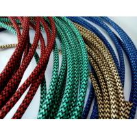 China VW-1 PET Expandable Braided Sleeving And Mesh Tube , Expandable Wire Loom on sale