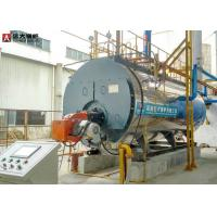 Quality 10 Bar Pressure LPG Fire Tube Steam Boiler Vapour Outlet 500kg/H - 10000kg/H for sale