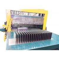 Quality Fast Speed Corrugated Fin Forming Machine Wear Resistant Long Life Span for sale