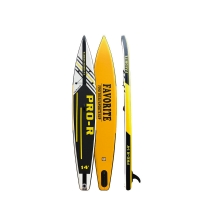 Quality Inflatable 11KG 28x50 Inch EVA Surfboard for sale