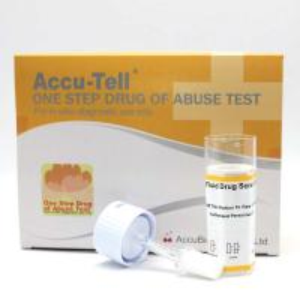 Quality Accu-Tell® Multi-Drug Rapid Test Saliva Cup for sale