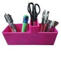 Buy eco-friendly promotional silicone brush container pen holder waterproof at wholesale prices