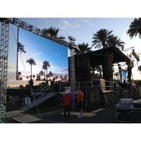 China IP65 Outdoor Rental LED Screen Pixel Pitch P4.81 P5.95 Stage Background LED Screen on sale