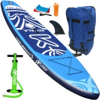 Buy cheap 320 x 81 x 15cm Inflatable Surf SUP from wholesalers