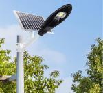 Quality Waterproof Solar Led Street Lamp / Solar Energy Street Lights Auto Intensity Control for sale