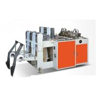 Quality High-speed Double-channels Heat-sealing & Cold-cutting Bag-making Machine for sale