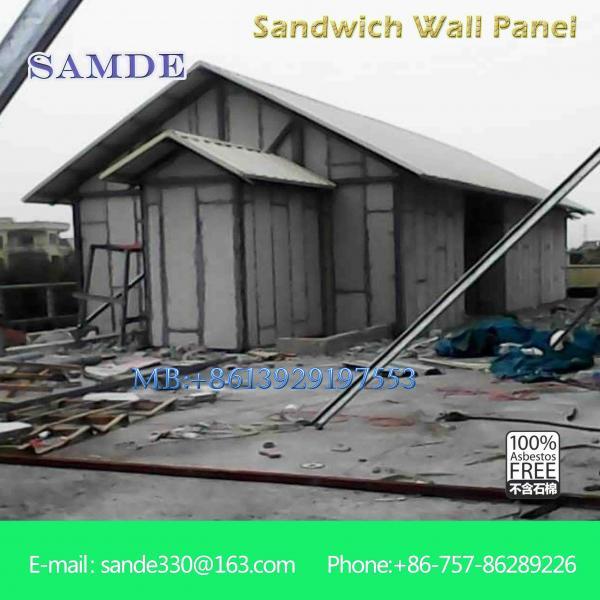 Buy Light weight precast concrete wall panels machine polystyrene concrete blocks at wholesale prices