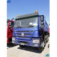 China 371hp Heavy Duty Dump Truck With  Loading Capacity 25 Tons -  30 Tons on sale