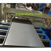 Quality Blue orange 48cm steel rack shelf laminate roll forming machine for warehouse pallet rack for sale