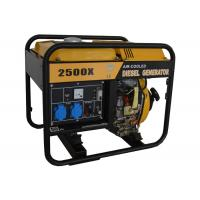 Quality Emergency power place Small Portable Generators 50 / 60HZ  3600rpm for sale