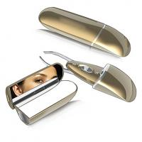 China Foldable Lighted Cosmetic Mirror on sale