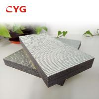 Quality Ductwork Insulation HVAC Insulation Foam Closed Cell Cross Linked 25-300kg/m3 Density for sale