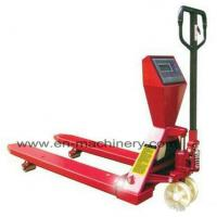 Quality Durable and Easy to use Folding Hand Pallet Truck for Sale for Warehouse use for sale