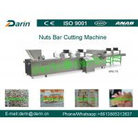 Quality High Output 200-400kg/hr Rice Bar / Cereal Bar Making Machine Production Line for sale