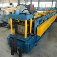 China Z Purlin Roll Forming Machine With Transducer , Automatic Roll Forming Machine on sale