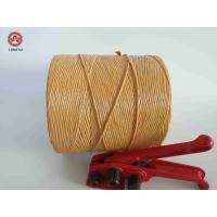 Buy cheap Breaking Strength Braided Twisted 100% Polypropylene Twine / Pp Rope For Packing from wholesalers