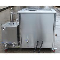 Quality Aircraft Engine Gearbox Industrial Ultrasonic Cleaning Equipment Tank Size Customized for sale