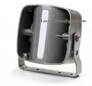 Buy cheap 100W 11 ohm siren speaker for car , car siren horn ,12V car alarm 24V car horn from wholesalers