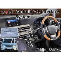 Quality Android 7.1 Navigation Interface System for 2012-2015 Lexus RX 350 Mouse Control Waze Spotify for sale