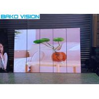 Quality Indoor Advertising Fixed LED Poster Display LED Placard P2.5 P3 For Shop Mall / Hotel for sale