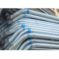 Quality Hot Dipped Pre Galvanized Round Pipe Greenhouse Use Strong Corrosion Resistance for sale