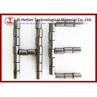 Buy cheap Elongation 16 - 26% Tungsten Alloy Bar sintered by Powder Metallurgy Techniques product