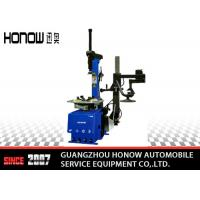 Quality 1.1 Kw Motor Tyre Repair Machine , Tyre Changer Machine 220V / 380V With Help Arms for sale