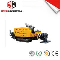 Quality 400 KN 14000NM Horizontal Directional Drilling Rigs with one year warranty for sale