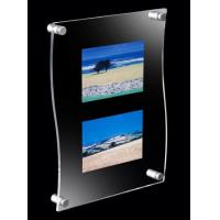 Buy cheap Brochure Acrylic Photo Frames from wholesalers