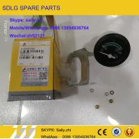 Buy cheap SDLG orginal oil temperature gauge, 4130000286, sdlg spare parts for SDLG wheel from wholesalers