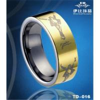 Buy cheap Tungsten ring,Michael Jackson Ring from wholesalers