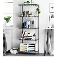 Quality Multifunctional Kitchen  living room  Metal 4 5 6 Tier Storage Rack for sale