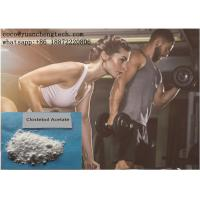 Buy cheap Anabolic Testosterone Steroids Clostebol Acetate White Powder For Muscle Gaining from wholesalers