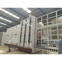 Quality High Efficient Insulating Glass Machine , Double Glazing Machinery Low Noise for sale