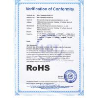 Shenzhen Xinsongxia Automobile Electron Co.,Ltd Certifications
