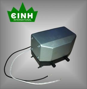 Quality Double Diaphragm AC Mini Silent Aquarium Air Pump For Air Cloth for sale