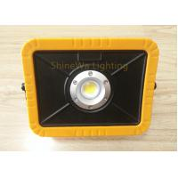 Quality 2000 Lumen Led Swivel Work Light  , Scaffold Hanging Rechargeable Led Work Lamp for sale