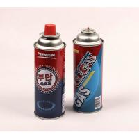 Quality 400ml portable camping butane gas canister manufacturing for sale