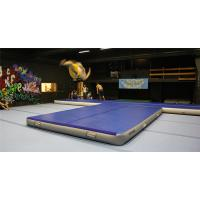 Quality Waterproof 12m Gymnastics Air Track Mat Acrobatic Mats REACH / ROHS / CE CERT for sale