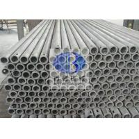 Buy cheap Sanitary Wares Silicon Carbide Pipe SiSiC Material High Temperature Resistance from wholesalers