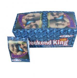 Buy cheap Weekend King Sex Capsule Male Sex Enhancement Male Enhancement Pills Premature Ejaculation Pill Herbal Sex Pills product