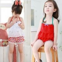 Quality 2014 Baby girls lovely suits Hollow lace halter top and floral short pants two pieces suit for sale