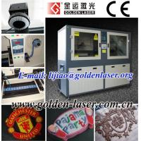 China Laser Automatic Label Cutting Machine on sale